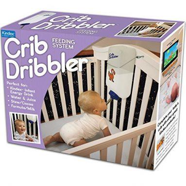 Crib Dribbler Prank Pack for new parents