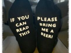 Geeky Dad Socks