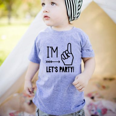 I`m One Lets Party