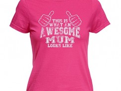 Geeky Mum T-shirt for awesome mums