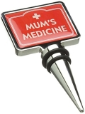 Mum's Medicine Novelty Wine Bottle Stopper