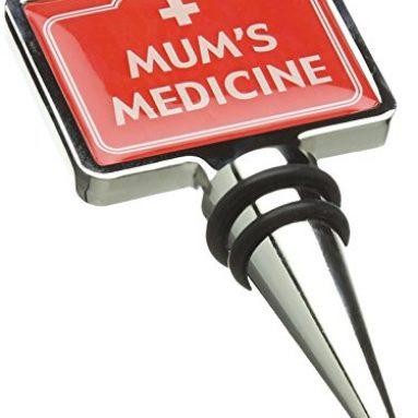 Mum's Medicine Novelty Wine Bottle Stopper