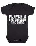 Video Game Baby Gear