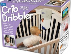 Crib Dribbler Prank Pack for new parents