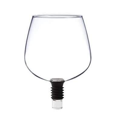 Guzzle Buddy Wine Bottle to Glass Converter
