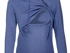 Nursing Hoodie – Breastfeeding Sweatshirt
