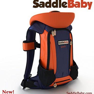 SaddleBaby Shoulder Carrier
