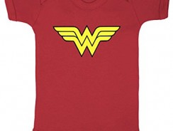 Wonder Woman Onesie